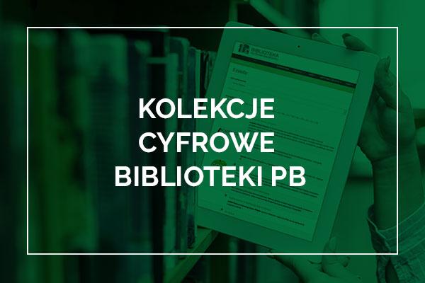 kolekcje cyfrowe biblioteki PB