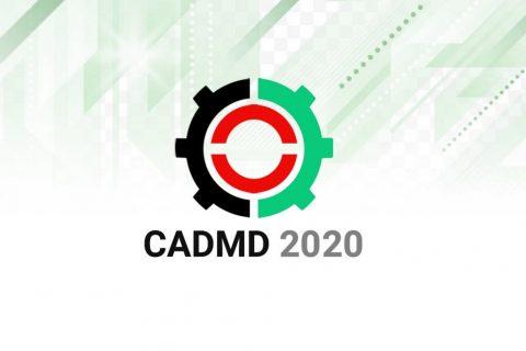 grafika promująca konferencję CADMD 2020