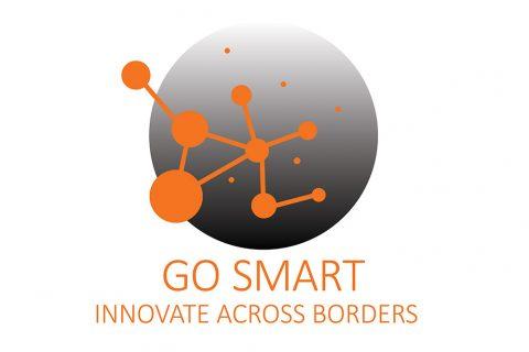 logo projektu Go Smart - Innovate Across Borders
