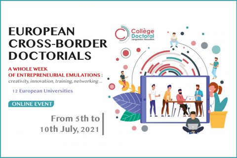 European cross border doctorials. Grafika