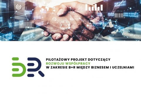 Pilotażowy projekt dotyczący rozwoju współpracy w zakresie B+R między biznesem i uczelniami