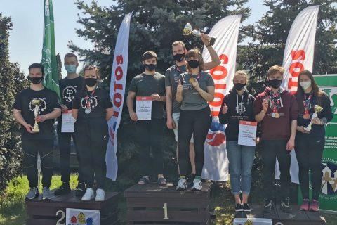 Akademickie Mistrzostwa Polski w strzelectwie sportowym 9-11 maja 2021