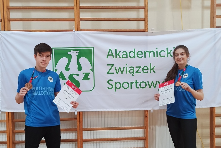 Akademickie Mistrzostwa Polski w Karate WKF