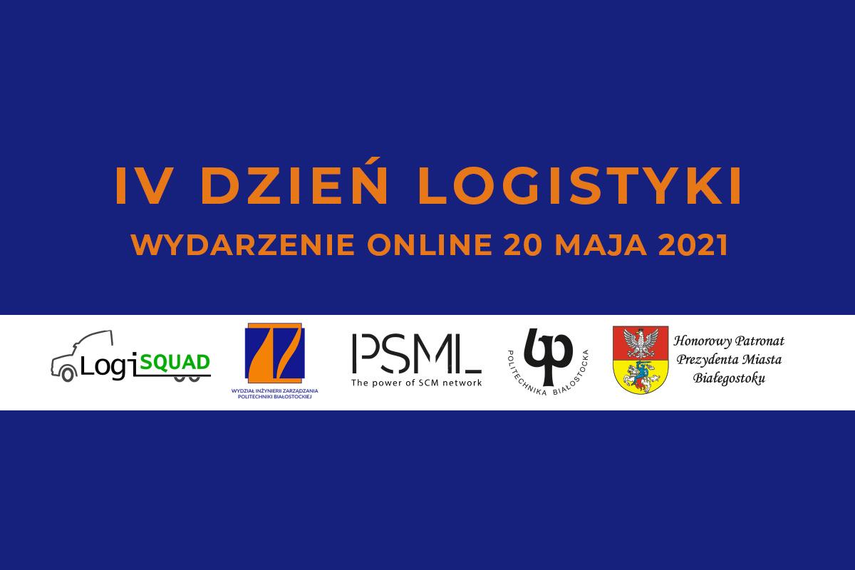 IV dzień logistyki 2021.grafika