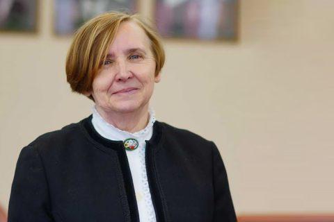 dr hab. inż. Irena Ickiewicz, prof. PB