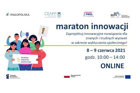 Maraton Innowacji_2021. Grafika