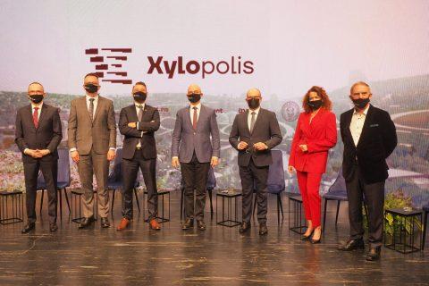Konferencja prasowa Xylopolis