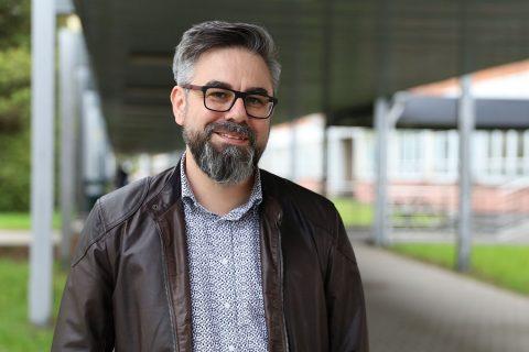 prof. Michał Kuciej, Dyrektor Szkoły Doktorskiej PB