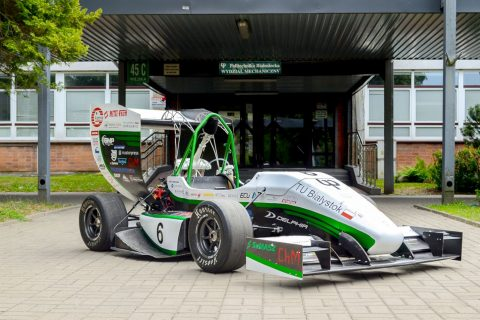 Studenckie Koło Naukowe Cerber Motorsport, bolid