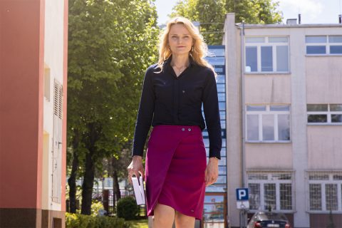 dr hab. inż. Katarzyna Halicka, prof. PB