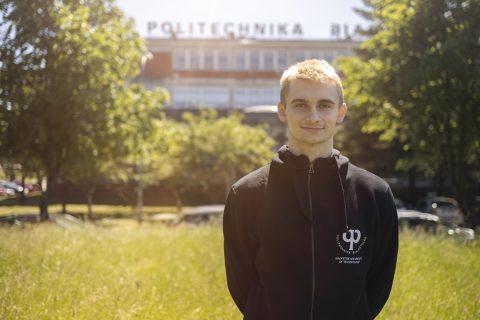 Kacper Jurczak, fot. P. Jankowski