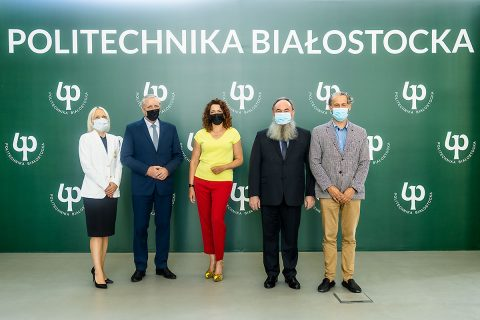 Konferencja prasowa NCBiR 28.07.2021; fot. P. Jankowski