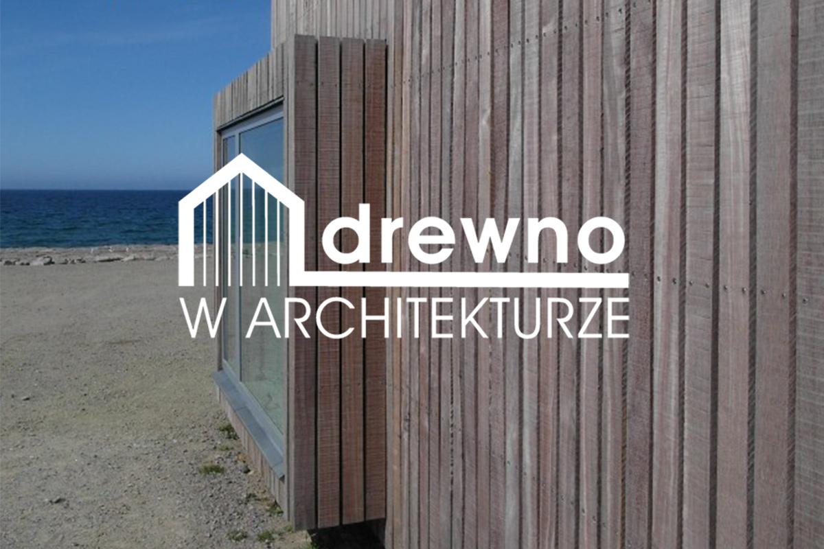 drewno w architekturze, grafika