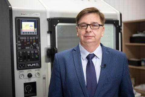 Dr hab. inż. Marek Jałbrzykowski, prof. PB