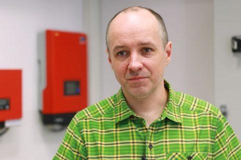 dr inż. Jarosław Wiater