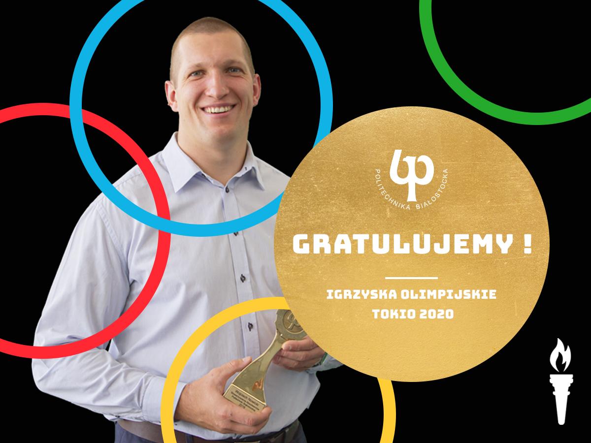 Wojciech Nowicki mistrzem olimpijskim
