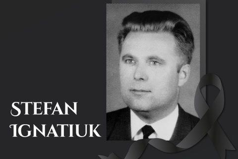 prof. dr hab. inż. Stefan Ignatiuk, źródło: archiwum Wydziału Mechanicznego