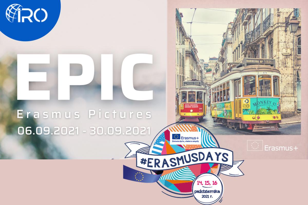 Konkurs EPIC – Erasmus Pictures