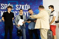 """Międzyszkolny Konkurs Tworzenia Gier Komputerowych """"Invent Your Game"""" 2021, fot. Paweł Jankowski"""