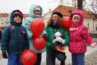 2018.01.14 Politechnika Białostocka gra z Wielką Orkiestrą Świątecznej Pomocy