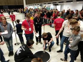 2018.03.05 Robotiada 2018 na Litwie i Robomaticon 2018 w Warszawie