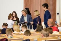 Zakończenie roku akademickiego 2017/2018 Podlaskiego Uniwersytetu Dziecięcego