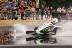 Cerber Motorsport wystartował w Formula Student Czech Republic, 31.07-4.08.2018, fot. facebook.com/CerberMotorsport