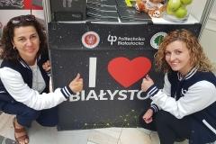 Politechnika Białostocka na Warszawskim Salonie Maturzystów, 12-13 września 2018 r.