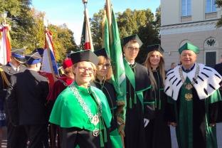 2018-10-01 Inauguracja w Warszawie
