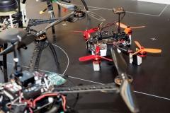 Drony z Wydziału Mechanicznego PB przed zawodami bezzałogowych statków powietrznych IMAV 2018 w Australii