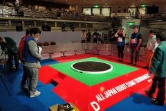 Drużyna SumoMasters wystartowała w All Japan Robot Sumo Tournaments, 9-17 grudnia 2018 r.