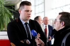 Honorowy Ambasador Politechniki Białostockiej - gala