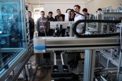 Uczniowie z Pisza na Wydziale Mechanicznym