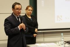 Piątek z projektami badawczymi - prof. Andrzej Sikorski, dr Marta Buchalska