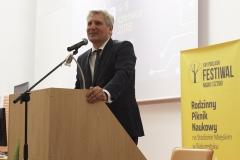XVI Podlaski Festiwal Nauki i Sztuki - inauguracja