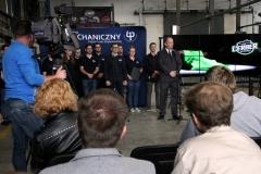 Prezentacja bolidu CMS-05