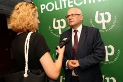 Politechnika Białostocka podpisała umowę z Państwową Inspekcją Pracy