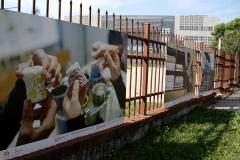 """Wystawa plenerowa """"Polska pomoc 2012-2015"""""""