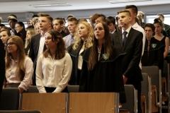 Inauguracja roku szkolnego 2018/2019 w Liceum Ogólnokształcącym Politechniki Białostockiej