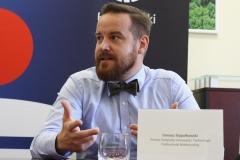Konferencja prasowa Konkursu Technotalent 2018