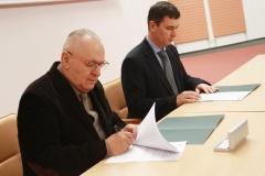 Uroczyste podpisanie umów o współpracy w zakresie kształcenia praktycznego dotyczącego studiów dualnych na kierunku Elektrotechnika