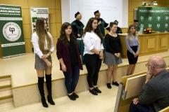 Inauguracja roku akademickiego na Wydziale Budownictwa i Inżynierii Środowiska