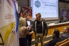 Białostocki Test Informatyków - wręczenie nagród