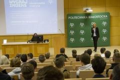 Inspiracje na Politechnice, Katarzyna Myśliwiec, kierownik Działu Promocji PB