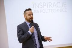 Inspiracje na Politechnice, Tomasz Stypułkowski, prezes Instytutu Innowacji i Technologii Politechniki Białostockiej