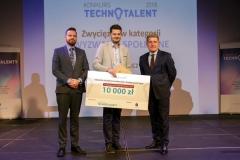 """Gala Konkursu Technotalent 2018 - Wyzwanie społeczne - Jan Godlewski, """"Wstawacz"""""""