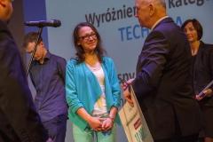 """Gala Konkursu Technotalent 2018 - Technika - Ewelina Brzozowska, """"Crowler – pełzak rehabilitacyjny"""""""