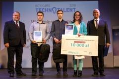 Gala Konkursu Technotalent 2018