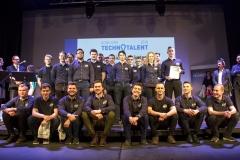 Gala Konkursu Technotalent 2018 - Technotalent PB - wyróżnieni: Cerber Motorsport