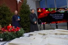 Spotkanie opłatkowe pracowników i studentów Politechniki Białostockiej